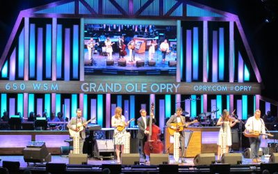 Photos from the Grand Ole Opry!
