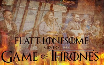 Flatt Lonesome Ascends The Throne: Award-winning band records epic theme