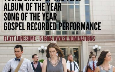 IBMA Nominations!