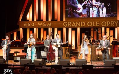 Flatt Lonesome Appears on the Grand Ole Opry TONIGHT!