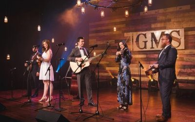 Daystar Television Network's Gospel Music Showcase  with Guy Penrod to Feature Flatt Lonesome